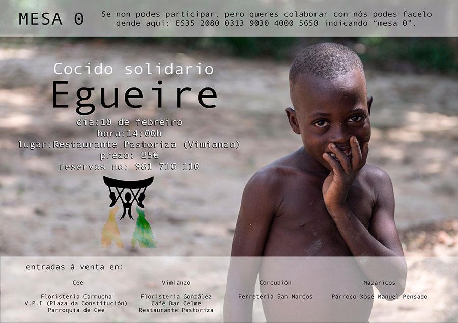 Cocido solidario Egueire