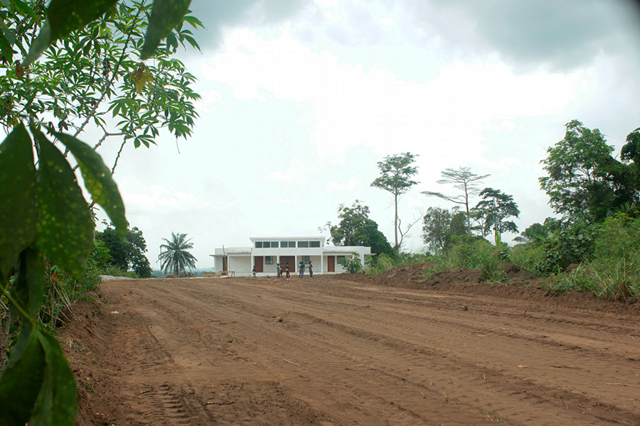 Nuevo proyecto EGUEIRE: un dispensario médico en Nandibou