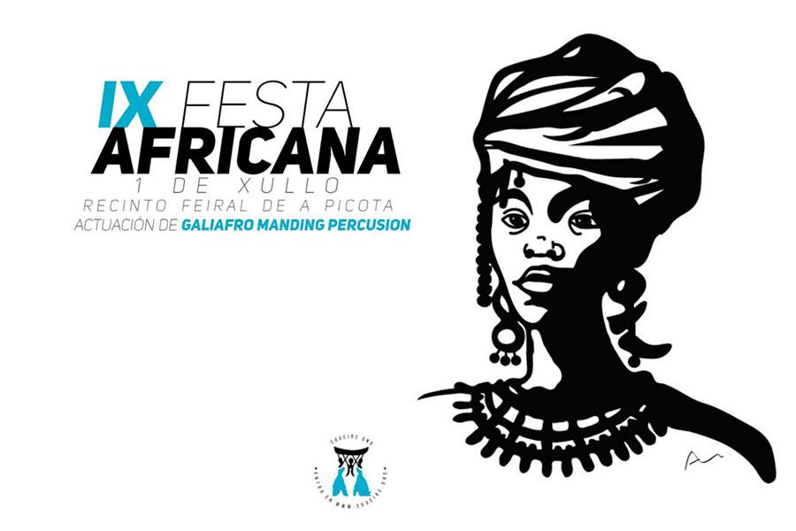 IX Fiesta Africana Égueire (1 DE XULLO)