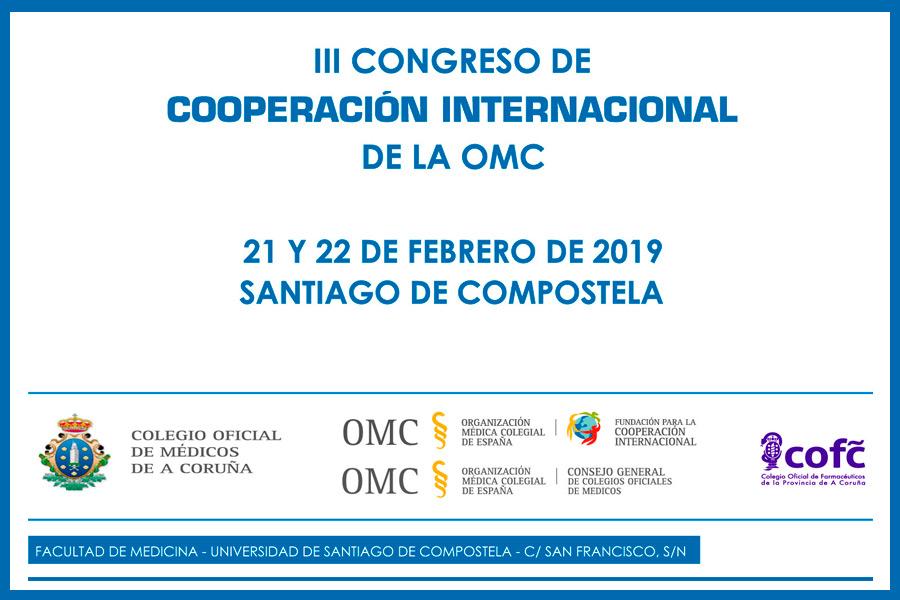EGUEIRE y el III Congreso de Cooperación Internacional de la OMC