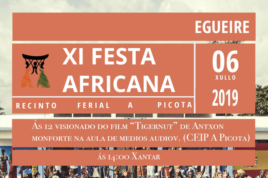 XI Festa Africana Égueire