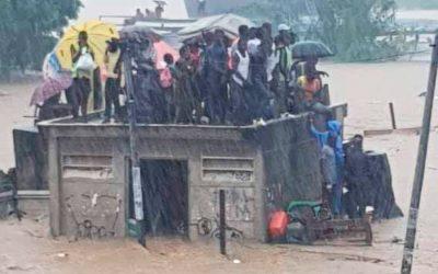 El inicio de la temporada de lluvias provoca graves inundaciones en Costa de Marfil